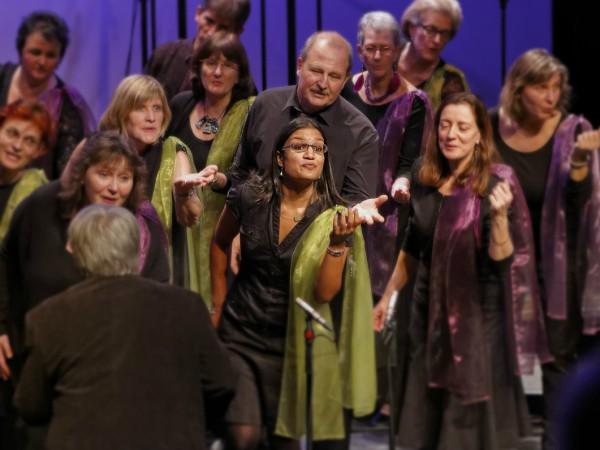 Concert d'adieu des Compagnons du Jourdain automne 2014